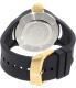 Invicta Men's Rally 17392 Black Silicone Quartz Watch - Back Image Swatch
