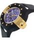 Invicta Men's Rally 17392 Black Silicone Quartz Watch - Side Image Swatch