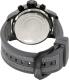 Invicta Men's Rally 19622 Black Silicone Quartz Watch - Back Image Swatch