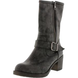 Rocket Dog Women's Hallie Galaxy Mid-Calf Leather Boot