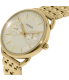Fossil Women's Tailor ES3714 Gold Stainless-Steel Quartz Watch - Side Image Swatch