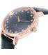 Kate Spade Women's Metro 1YRU0583 Black Leather Quartz Watch - Side Image Swatch
