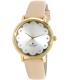 Kate Spade Women's Metro 1YRU0586 Peach Leather Quartz Watch - Main Image Swatch