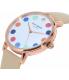 Kate Spade Women's Metro 1YRU0735 Beige Leather Quartz Watch - Side Image Swatch