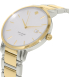 Kate Spade Women's Gramercy Grand 1YRU0108 Gold Stainless-Steel Quartz Watch - Side Image Swatch