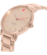 Kate Spade Women's Gramercy Grand 1YRU0641 Rose Gold Stainless-Steel Quartz Watch - Side Image Swatch