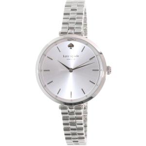 Kate Spade Women's Holland 1YRU0859 Silver Stainless-Steel Quartz Watch