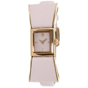 Kate Spade Women's Kenmare 1YRU0901 Pink Leather Quartz Watch