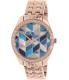 Armani Exchange Women's AX5528 Rose Gold Stainless-Steel Quartz Watch - Main Image Swatch