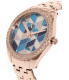Armani Exchange Women's AX5528 Rose Gold Stainless-Steel Quartz Watch - Side Image Swatch