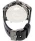 Diesel Men's Mr. Daddy DZ7348 Black Leather Quartz Watch - Back Image Swatch