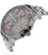 Diesel Men's Mr. Daddy DZ7315 Gunmetal Stainless-Steel Quartz Watch - Side Image Swatch