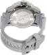Emporio Armani Men's AR6085 Silver Resin Quartz Watch - Back Image Swatch