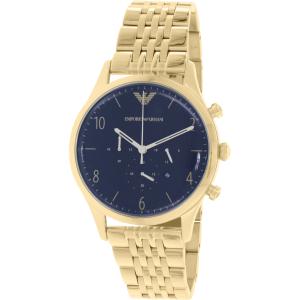 Emporio Armani Men's Beta AR1893 Gold Stainless-Steel Quartz Watch