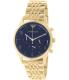Emporio Armani Men's Beta AR1893 Gold Stainless-Steel Quartz Watch - Main Image Swatch