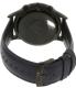 Emporio Armani Men's AR2481 Blue Leather Quartz Watch - Back Image Swatch