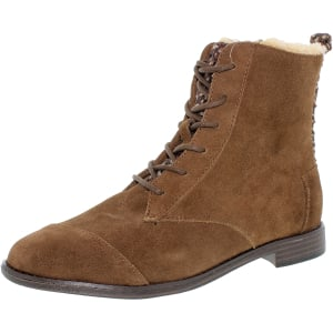 Toms Women's Classics Boot Ankle-High Suede Boot
