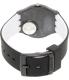 Swatch Women's Originals GB287 Black Rubber Quartz Watch - Back Image Swatch