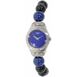 Swatch Women's Irony YSS294G Blue Ceramic Swiss Quartz Watch