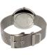 Gucci Women's U-Play YA129415 Silver Stainless-Steel Swiss Quartz Watch - Back Image Swatch
