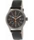 Timex Men's Expedition TW4B01900 Black Leather Quartz Watch - Main Image Swatch