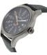 Timex Men's Expedition TW4B01900 Black Leather Quartz Watch - Side Image Swatch