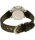 Timex Women's Marathon T5K805 Black Silicone Quartz Watch - Back Image Swatch