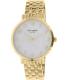 Kate Spade Women's Monterey 1YRU0847 Gold Stainless-Steel Quartz Watch - Main Image Swatch