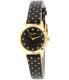 Kate Spade Women's Metro 1YRU0890 Black Leather Quartz Watch - Main Image Swatch