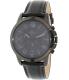 Fossil Men's Grant FS5132 Black Leather Quartz Watch - Main Image Swatch