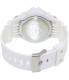 Casio Men's G-Shock GDX6900HT-7 White Resin Quartz Watch - Back Image Swatch
