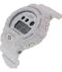 Casio Men's G-Shock GDX6900HT-7 White Resin Quartz Watch - Side Image Swatch