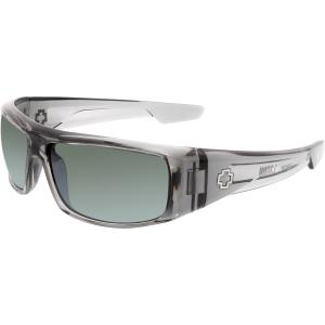 Spy Men's Logan 670939204352 Grey Wrap Sunglasses