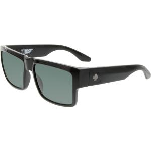 Spy Men's Cyrus 673180038863 Black Square Sunglasses