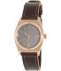 Nixon Women's Time Teller A5092001 Brown Leather Quartz Watch - Main Image Swatch
