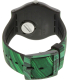 Swatch Women's Originals SUOB122 Green Silicone Swiss Quartz Watch - Back Image Swatch