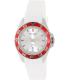 Swiss Military Hanowa Women's Sword 06-6221-04-001-04 White Silicone Swiss Quartz Watch - Main Image Swatch