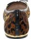 Vince Camuto Women's Izella 2 Ankle-High Fur Flat Shoe - Back Image Swatch