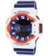 Casio Men's G-Shock GA400CS-7A Blue Resin Quartz Watch - Main Image Swatch
