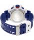 Casio Men's G-Shock GA400CS-7A Blue Resin Quartz Watch - Back Image Swatch