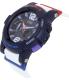 Casio Women's Baby-G BGA180-2B2 White Resin Quartz Watch - Side Image Swatch