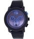 Movado Men's Bold 3600349 Blue Leather Swiss Quartz Watch - Main Image Swatch