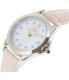 Invicta Women's Angel 12544 Pink Leather Swiss Quartz Watch - Side Image Swatch