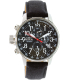 Invicta Men's I-Force 1512 Black Cloth Quartz Watch - Main Image Swatch
