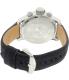 Invicta Men's I-Force 1512 Black Cloth Quartz Watch - Back Image Swatch