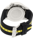 Invicta Men's S1 Rally 20332 Black Rubber Quartz Watch - Back Image Swatch