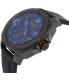 Hugo Boss Men's Sao Paulo 1513242 Black Silicone Quartz Watch - Side Image Swatch