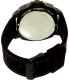 Hugo Boss Men's Sao Paulo 1513254 Black Rubber Quartz Watch - Back Image Swatch