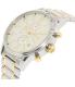 Hugo Boss Men's Aeroliner 1513236 Silver Stainless-Steel Quartz Watch - Side Image Swatch