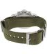 Timex Men's Weekender TW2P71400 Green Nylon Quartz Watch - Back Image Swatch